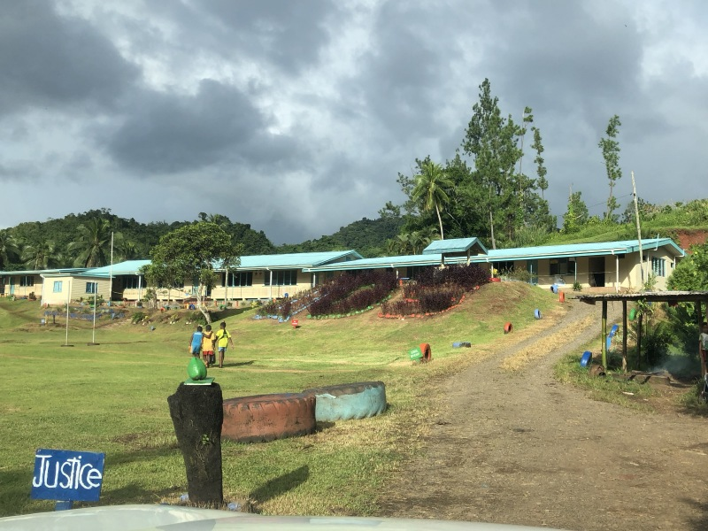 Photo of Fijian School