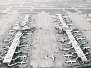 photo of airport